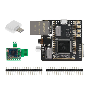 Image 1 - Free shipping Sipeed Lichee Pi ZeroW 1GHz Cortex A7 512Mbit DDR Development Board Mini PC + WIFI Module