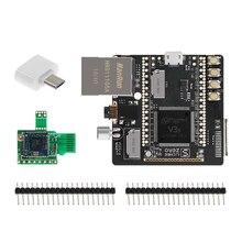 Freies verschiffen Sipeed Lichee Pi ZeroW 1GHz Cortex A7 512Mbit DDR Entwicklung Bord Mini PC + WIFI Modul