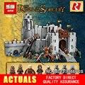 Lepin 16013 El Señor de los Anillos de La Batalla De Helm' Profundo Modelo Bloques de Construcción Ladrillos Juguetes 9474