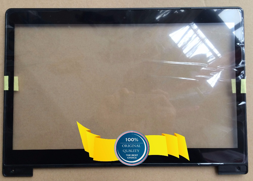 New Digitizer Touch Screen Sensor Glass For Asus VivoBook S400 S400CA W/frame 5343R 5343RA FPC-1 FPC-2 JA-DA5343RA free ship new 7 fpc fc70s786 02 fhx touch screen digitizer glass sensor replacement parts fpc fc70s786 00 fhx touchscreen free shipping