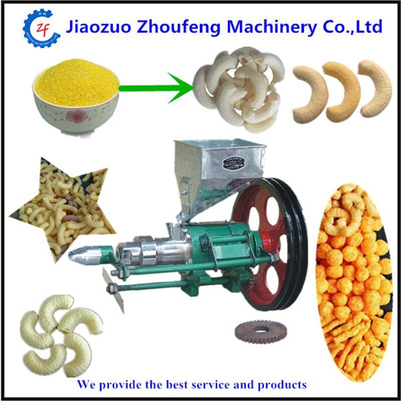 Кукурузы пыхтя машина автоматическая Ссыпая риса, кукурузы закуски машина ZF