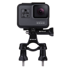 New Arrival PULUZ Bike Motorcycle Handlebar Bar Adapter Mount for Gopro SJCAM Xiaomi Yi  Sports Action Video Cameras Accessories