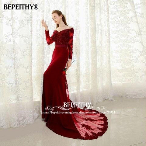 Vestido De Festa Longo Mermaid Lace Top Bodice Slim Line Long Bridesmaid Dresses Fast Shipping Charming Wedding Party Gowns New Islamabad