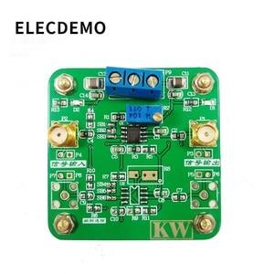 Image 4 - Op07 módulo de processamento de sinal amplificador de baixa tensão deslocada dentro de 1 mhz função amplificador operacional placa demonstração