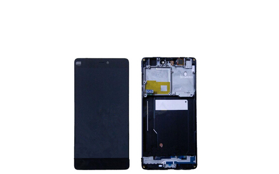 Подробнее о Black WCDMA Lcd display+Touch Glass Digitizer +Frame Assembly For Xiaomi Mi4C M4C replacement screen free shipping lcd display touch screen digitizer assembly for xiaomi mi4c mi 4c m4c replacement parts