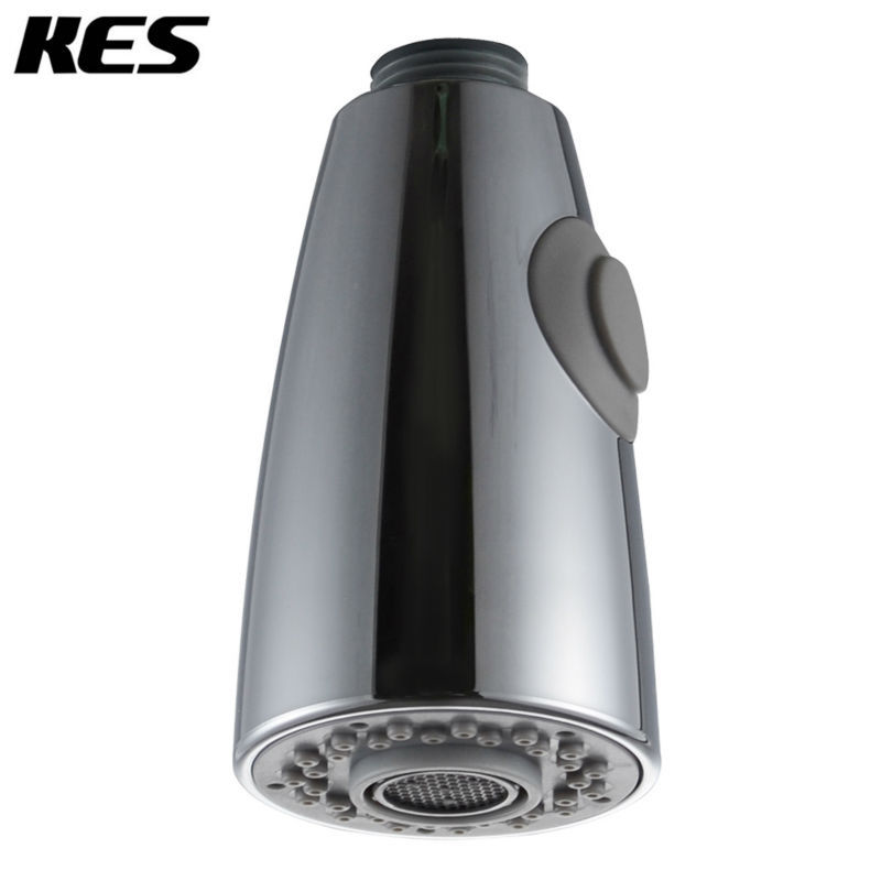 KES PFS3 Bathroom Kitchen Faucet Pull Out Spray Head ...