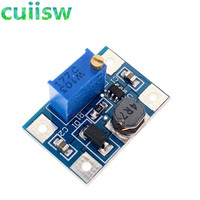 1 PCS Grote stroom 2A DC-DC SX1308 Step-UP Verstelbare Power Module Boost Converter