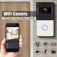 Giamtree 720P Wireless IP Visaul Door Bell Jingle IR Night WIFI Vision System Video Doorbell Voice