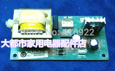 95% new Original good working refrigerator pc board motherboard for Haier BCD-176DA BCD-196KF A BCD-176TE 0064000857A  on sale server motherboard for se7501wv2 320m scsi raid system board original 95%new well tested working one year warranty