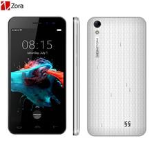 5.0 pulgadas homtom ht16 smartphone 1 gb ram 8 gb rom android 6.0 Quad Core Teléfono Móvil 1280×720 MT6580 3000 mAh 8.0MP Dual Sim Teléfono