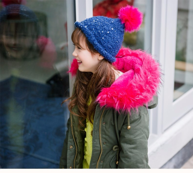 Winter Girls Down Coat (1)