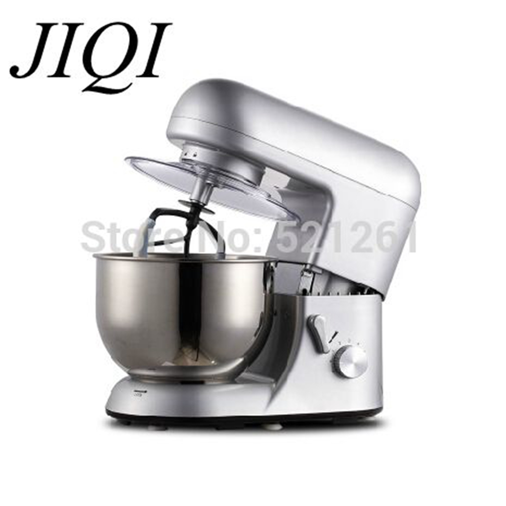 JIQI 5.2L Electric multifunctional stand mixer,food mixer,dough mixer eggs mixer kitchen