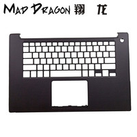 MAD DRAGON Brand Laptop new Replacement US Palmrest Upper Cover Case For Dell XPS 15 9570 Precision 5530 M5530 04X63T 4X63T
