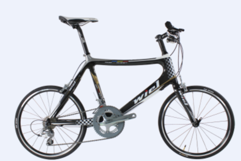 WIEL Carbon Fiber BMX Bike 20\