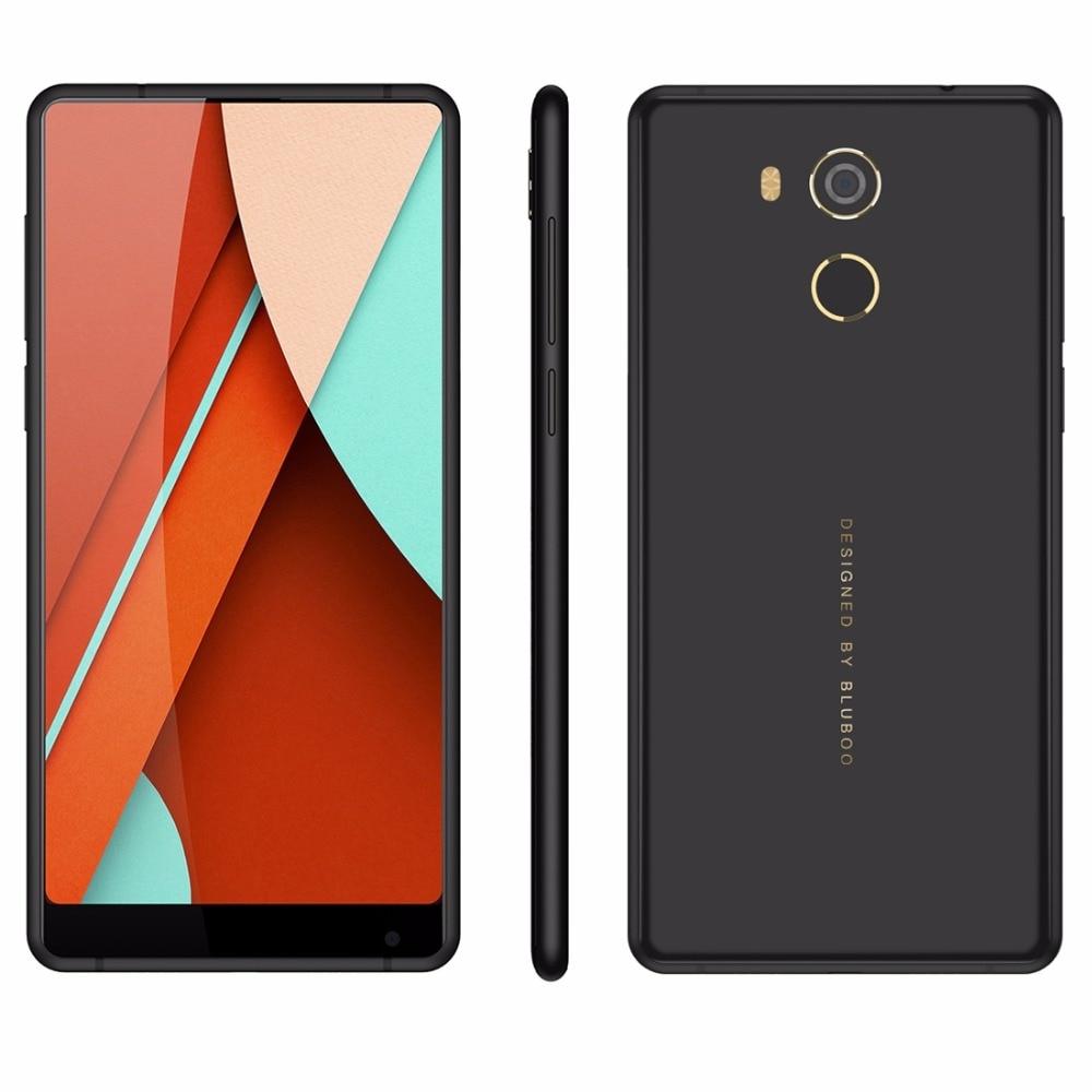 Original Bluboo D5 Pro Smartphone 5.5'' IPS Screen MTK6737 Quad Core 3GB RAM 32GB ROM Android 7.0 Rear Fingerprint OTG Cellphone