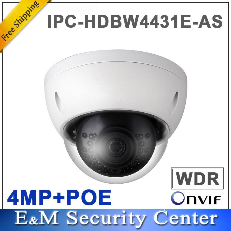 Original DH 4MP IPC-HDBW4431E-AS replcae IPC-HDBW4421E-AS and IPC-HDBW4421E 4MP IR mini Dome Network Camera IPC-HDBW4431E-AS стоимость