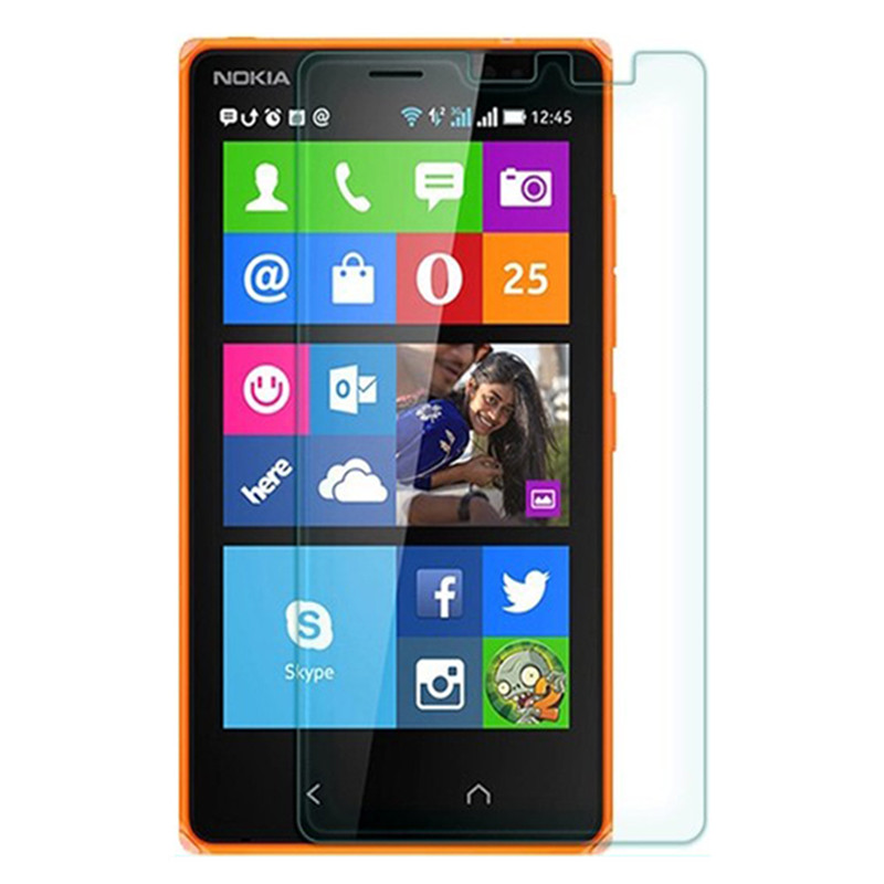 Premium Tempered Glass For Nokia X2 Dual SIM RM-1013 Screen Protector 9H Toughened Protective Film Guard