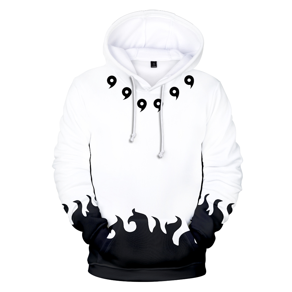 Naruto 3D Aikooki Hot sale Hoodies Men Women Casual Autumn Sweatshirts Fashion Hooded Anime Naruto 3D Hoodies Mens Clothing XXS