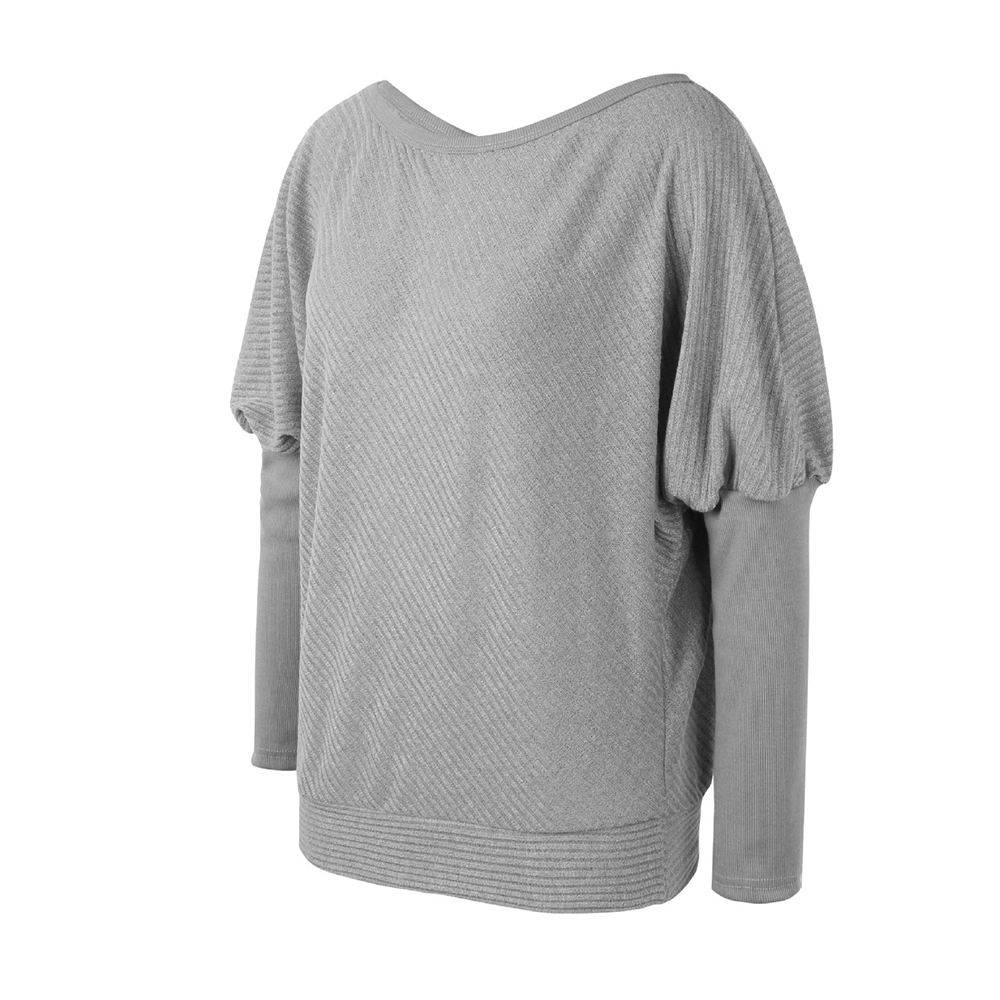 Out Off Shoulder Sweater Women Casual Harajuku Sweater Sexy Streetwear Autumn Pullover