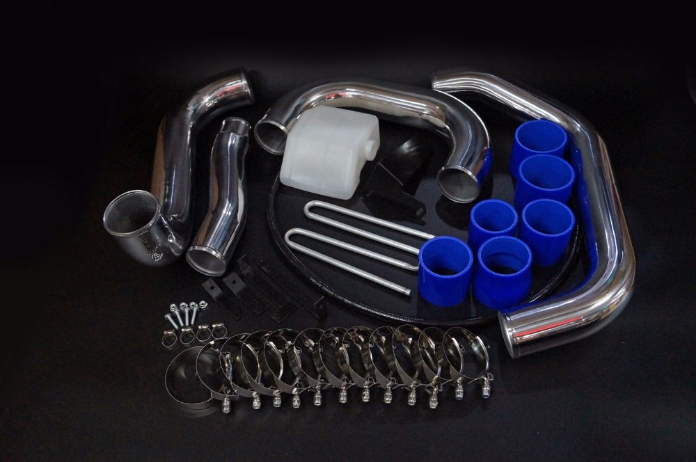 Turbo aluminum Intercooler pipe kit FOR Toyota Supra Jza80 / 2JZ -