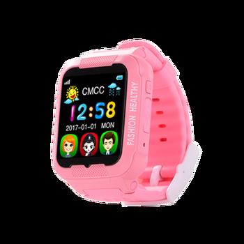 GPS tracker watch kids Bluetooth camera Children's watcWaterproof 2.5D Touch screen Safe Baby SOS Location Smart watches K3 D