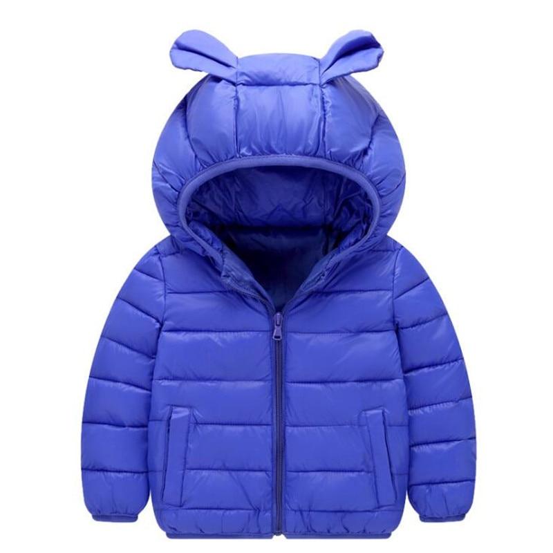 Одежда для малышей мальчиков теплая зимняя верхняя одежда с капюшоном теплая флисовая куртка наряд пальто парка зимний комбинезон