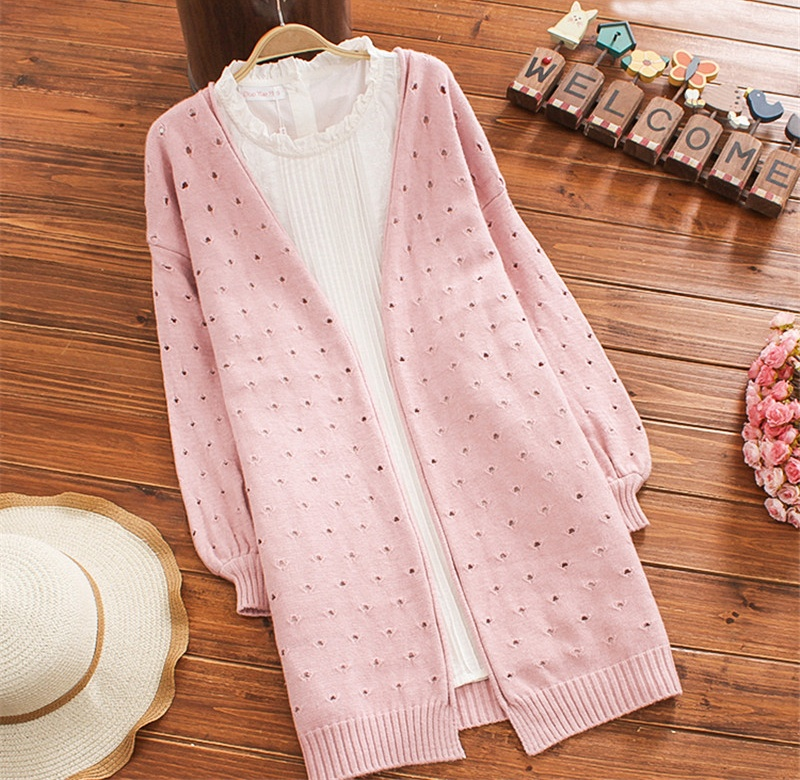 spring autumn Maternity women sweater coat knitted cardigan Hollow coat Pregnancy knit solid coat for pregnant Women Cloth winter maternity sweater geometric patterns knit cardigan sweater coat warm clothes for pregnant women maternity clothing size l