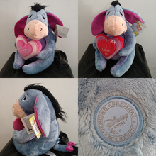 Doll Eeyore-Donkey Stuffed-Animals Disney Plush-Toy Kids Love Girl 2-Styles 28cm Holding