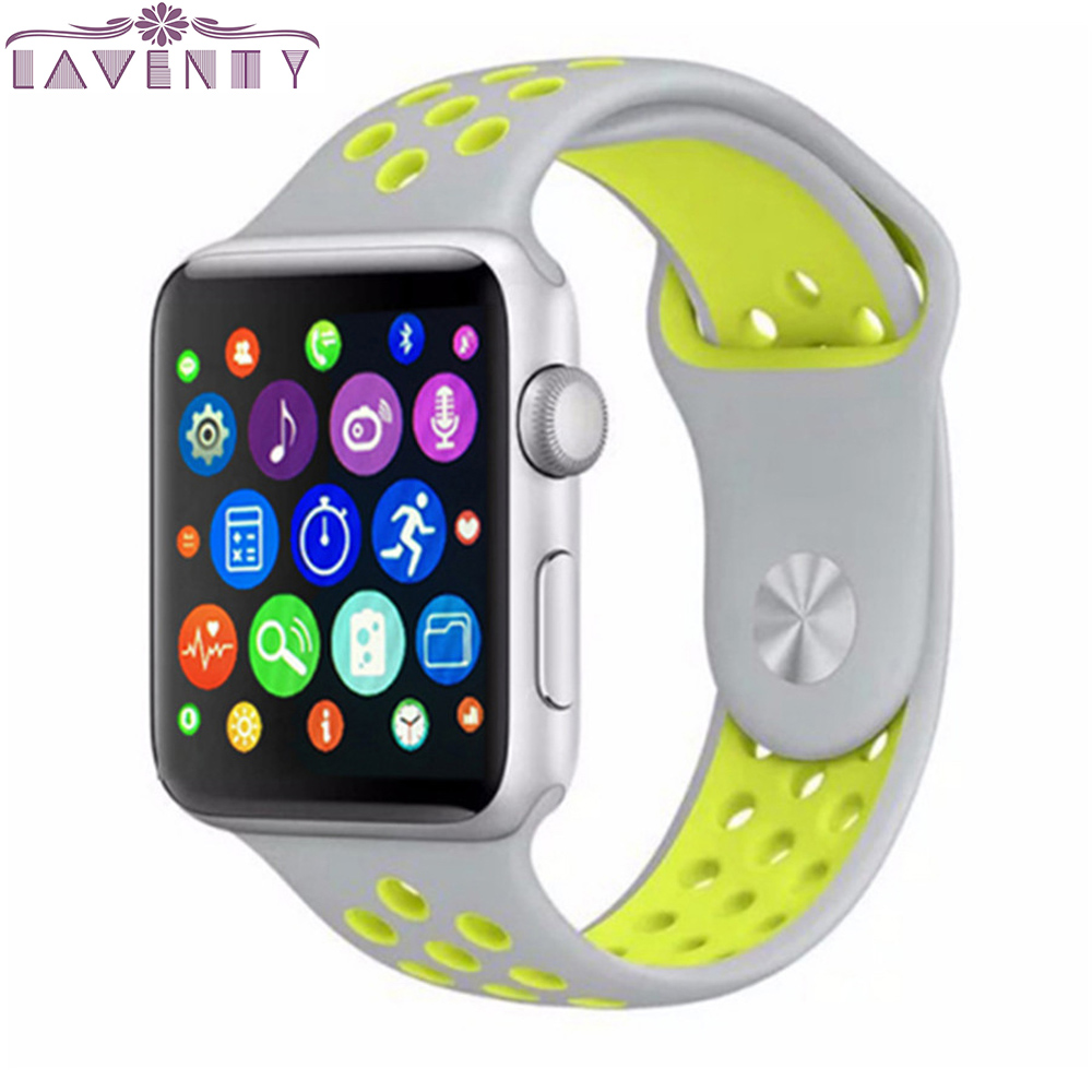 Upgrade IWO 1:1 2nd Generation IWO 2 Smart Watch  42mm Bluetooth  for IOS Phone & Android Phone Support whatsapp/Facebook 2017 bluetooth smart watch iwo 3 heart rate monitor iwo 2 upgrade 42mm iwo 1 1 3rd generation smartwatch w52 for ios android