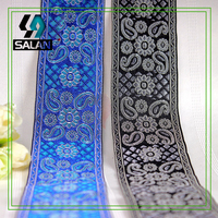 The New Exquisite Chinese Traditional Folk Ribbon Handmade Lace High Quality Lace