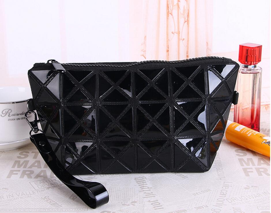 New 2017 Fashion Make Up Cosmetic Bag Women Bag Toiletries Pouch Travel Ladies Multifunction PU Organizer Makeup Case Bag