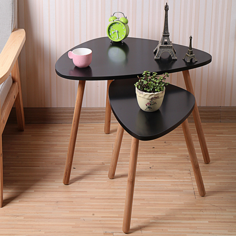 end triangle on olsen table sale furniture by for z at arne id hovmand danish f modern teak tables