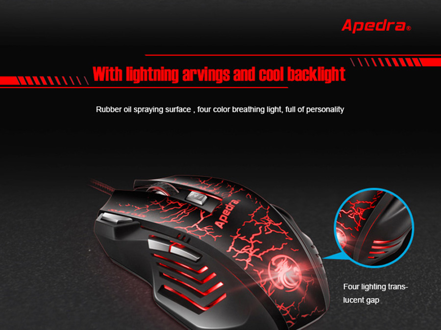 Professional USB Wired Gaming Mouse Professional USB Wired Gaming Mouse HTB1dTklSFXXXXauapXXq6xXFXXXO