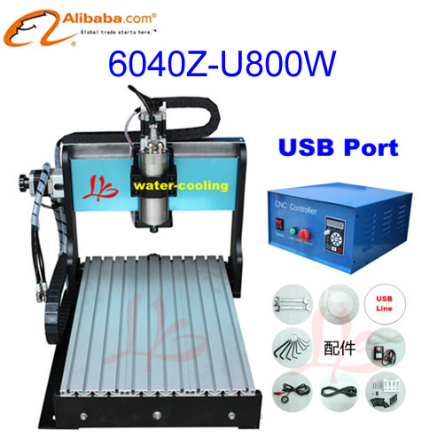 JFT CNC 3020 1500w 4 Axis USB Port 3D Drilling Router  DIY cnc3020 Wood Carving Engraving Machine Engraver Milling Machines Kit