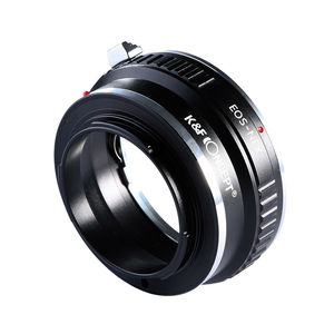 Image 5 - محول مفهوم K & F لعدسة تركيب Canon EOS EF إلى Sony NEX 7 6 5R 5T A5000 A5100 A6000 A6300 A6400 A6500 A7 A7II A7R A73 A9