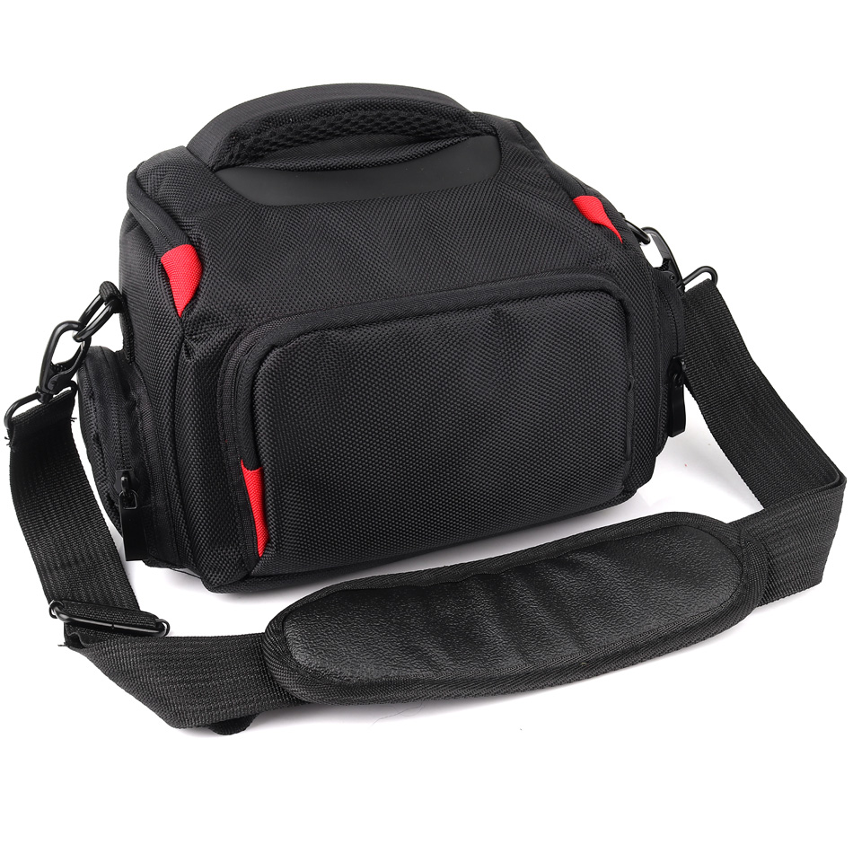 DSLR Camera Bag Case For <font><b>Sony</b></font> Alpha A9 A99 A99 II A57 A58 A580 A560 A500 A100 A200 A220 <font><b>A230</b></font> A290 A300 A330 A390 A450 A7III II image