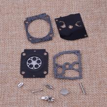 LETAOSK جديد المكربن إصلاح طوقا الحجاب الحاجز إعادة بناء عدة صالح لل STIHL BG66 BG86 منفاخ زاما RB 155 RB 164