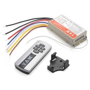 Image 5 - トップセールヤム壁スプリッタボックス + リモートコントロール4ポートウェイランプ