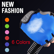 2016 Fishing Gloves Half Finger Breathable Racing Sports Gloves for Hiking Camping Body Building 2016 NEW