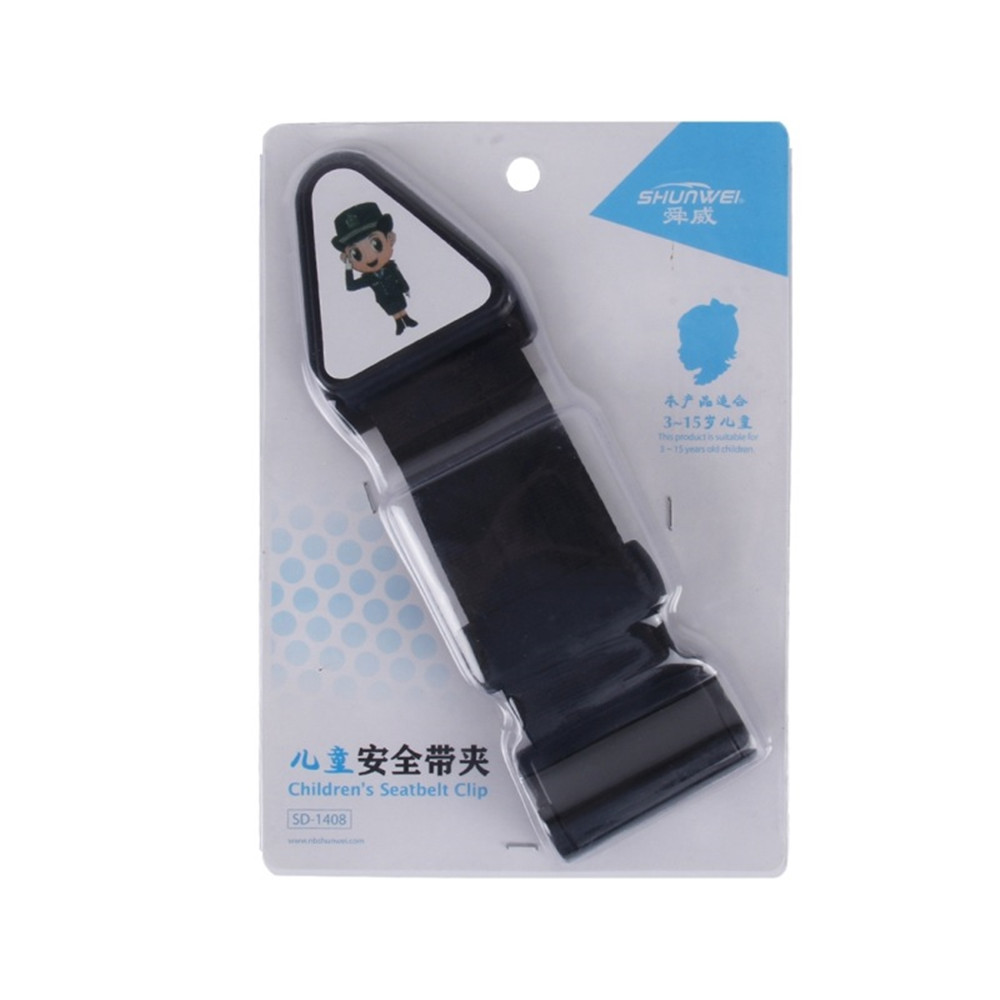 Universal Fit Car Seatbelt Adjuster Clip Belt Strap Clamp Shoulder Neck Children Seatbelt Clip Comfort Adjustment Stopper Buckle