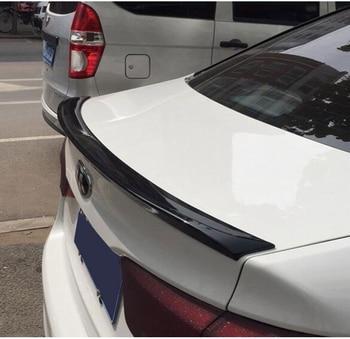 Auto ABS Plastic Unpainted Primer Staart Vleugel Kofferbak Spoiler Externe Decoratie Voor Kia K2 Rio 2011 2012 2013 2014 2015 2016