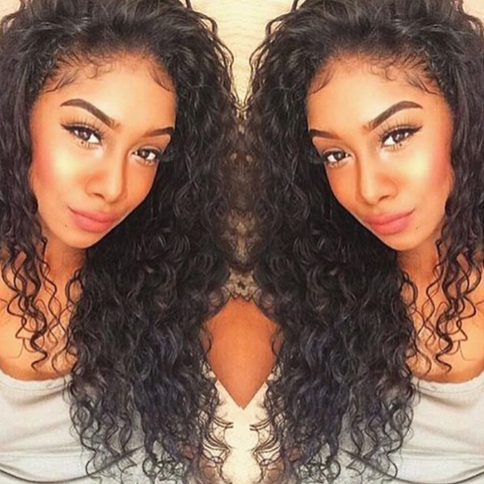 Curly Lace Frontal Cheap 360 Lace Frontal Virgin Brazilian
