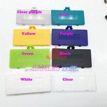 8 צבעים כדי לבחור החלפת סוללה כיסוי עבור משחק ילד כיס Gameboy GBP סוללה דלת