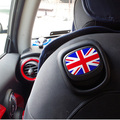 for BMW mini cooper JCW one F56 F55 rainbow paul smith union jack back seat sticker interior accessories