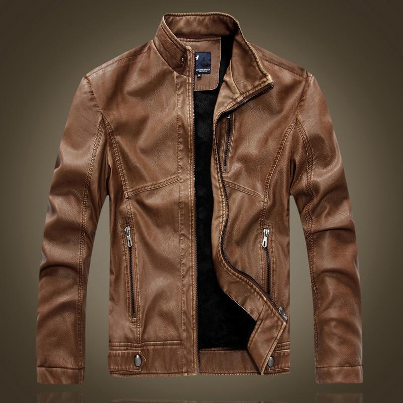 Popular Men Lether Jacket Buy Cheap Men Lether Jacket Lots
