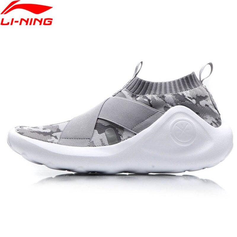 Li Ning Original Wade Series Basketball Shoes Men Essence Breathable LiNing Sports Shoes Summer Version Light Sneakers ABCM097 li ning men s yu shuai viii basketball shoes cba light sneakers breathable tpu lining sports shoes abah019 xyl105