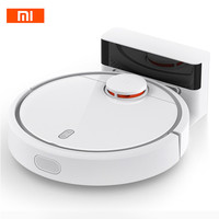 Original Xiaomi Mi Home Smart Robot Vacuum Cleaner LSD And SLAM 1800Pa 5500mAH With APP Control