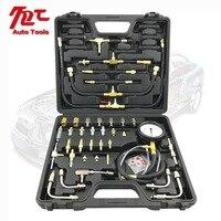 TU 443 Deluxe Manometer Fuel Pressure Gauge Engine Testing Kit Fuel Injection Pump Tester