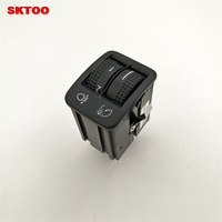 SKTOO Fit for volkswagen Tiguan adjust switch headlight adjust switch headlight switch