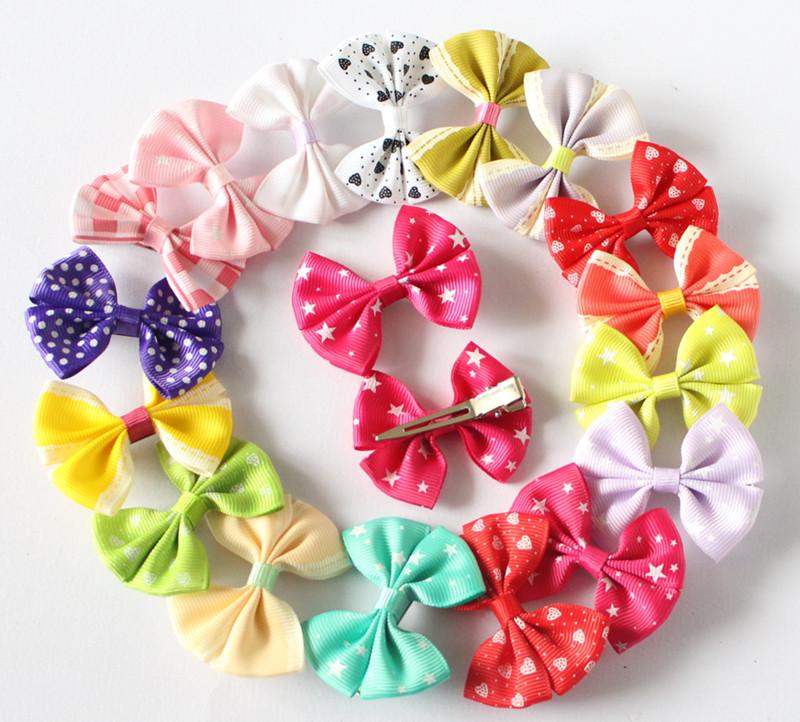 12 PCS assorted Girl Baby Dancing clip hairpins Hair Clips HAIR ACCESSORIES